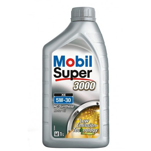 MOBIL SUPER 3000 XE 5W30 x1L