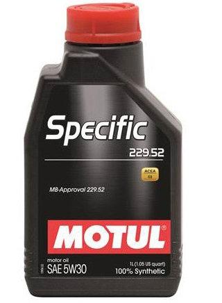 MOTUL SPECIFIC 229.52 5W30 x1L