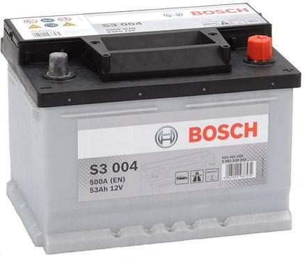 Акумулатор BOSCH S3 004