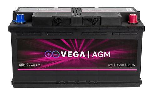 Акумулатор Vega VG AGM 95H19