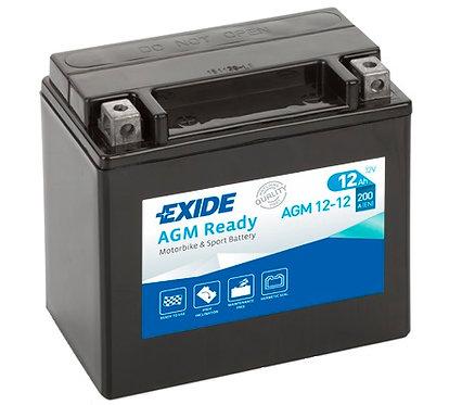 Акумулатор EXIDE Maintenance Free AGM 12-12