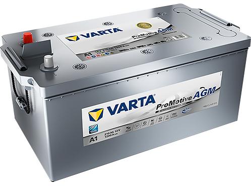 Акумулатор VARTA ProMotive AGM 710 901 120
