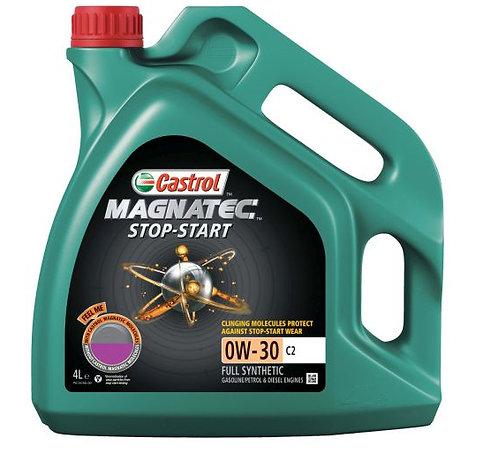 CASTROL MAGNATEC 0W30 C2 SS x4L