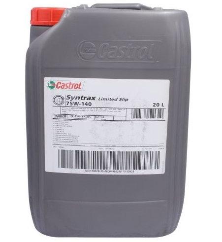 CASTROL SYNTRAX LIMITED SLIP 75W140 x20L