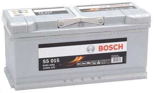 Акумулатор BOSCH S5 015