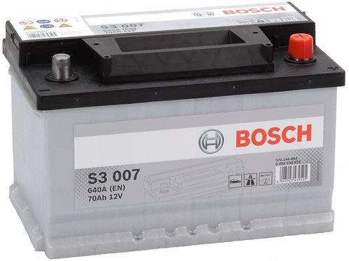 Акумулатор BOSCH S3 007