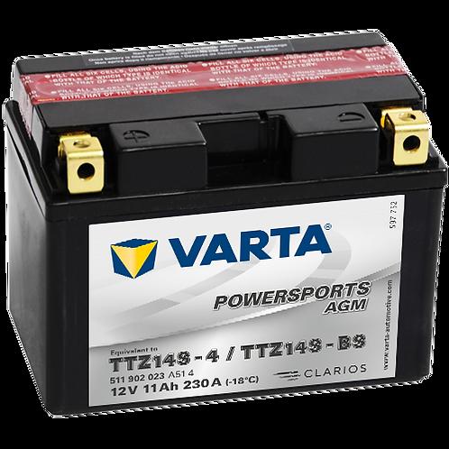Акумулатор VARTA POWERSPORTS AGM 511 902 023 TTZ14S-BS