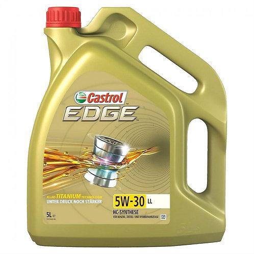 CASTROL EDGE TITANIUM 5W30 LL x5L