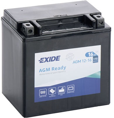 Акумулатор EXIDE Maintenance Free AGM 12-16