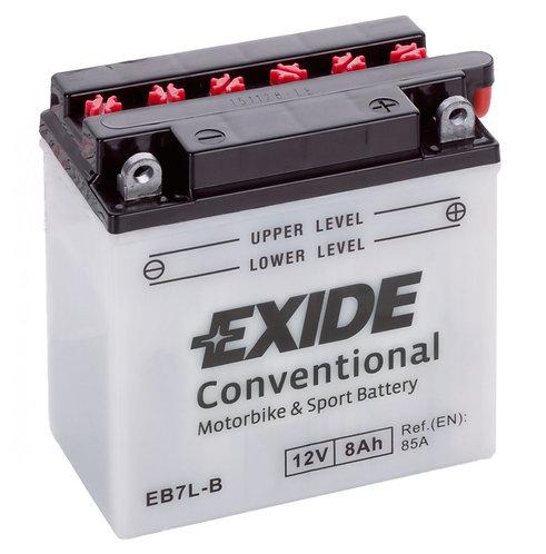 Акумулатор EXIDE Conventional EB7L-B YB7L-B