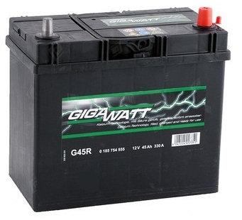 Акумулатор Gigawatt G45R