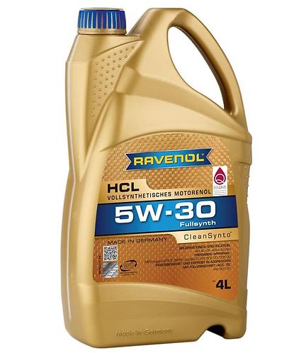 RAVENOL HCL 5W30 x4L
