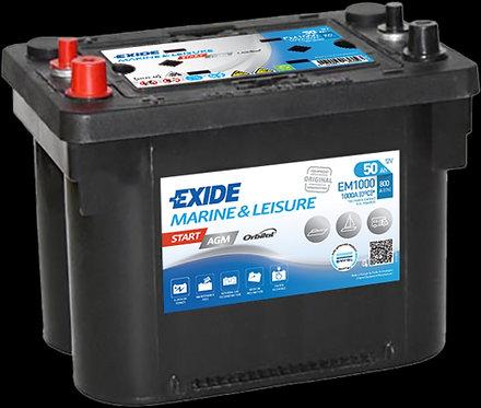 Акумулатор EXIDE Start AGM EM1000