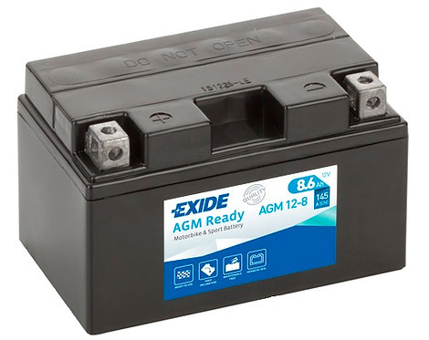 Акумулатор EXIDE Maintenance Free AGM 12-8