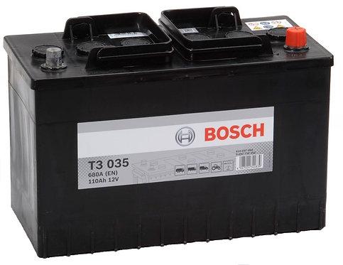 Акумулатор BOSCH T3 035