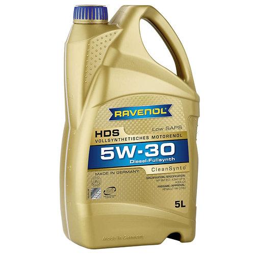RAVENOL HDS 5W30 x5L