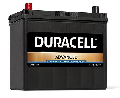 Акумулатор DURACELL ADVANCED DA 45L