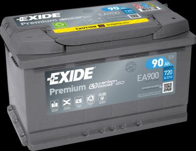 Акумулатор EXIDE Premium *** EA900