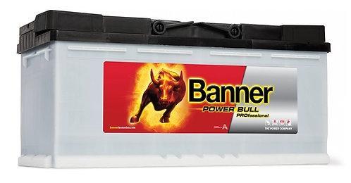 Акумулатор BANNER POWER Bull PRO P110 40