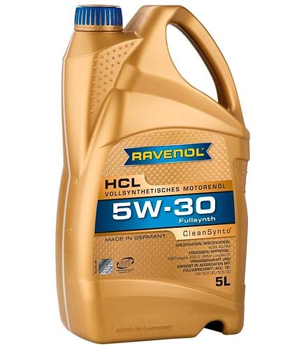 RAVENOL HCL 5W30 x5L