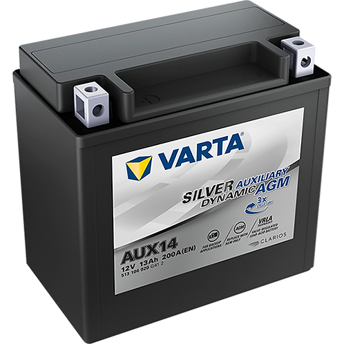Акумулатор VARTA Silver Dynamic AUX AGM 513 106 020