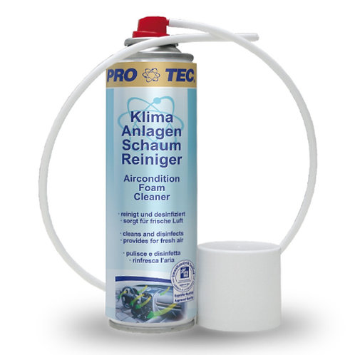 PRO-TEC AIR CONDITION FOAM CLEANER 0.200L