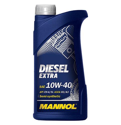 MANNOL DIESEL EXTRA 10W40 x1L