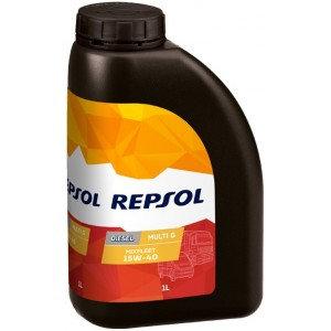 REPSOL MIXFLEET 15W40 x1L