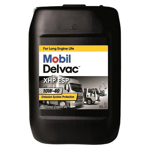 MOBIL DELVAC XHP 10W40 x20L