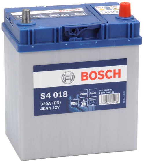 Акумулатор BOSCH S4 018