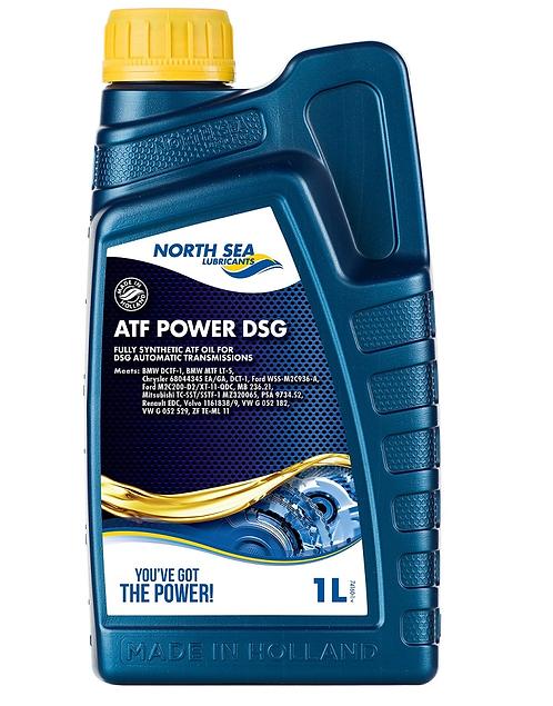 NORTH SEA ATF POWER DSG x1L