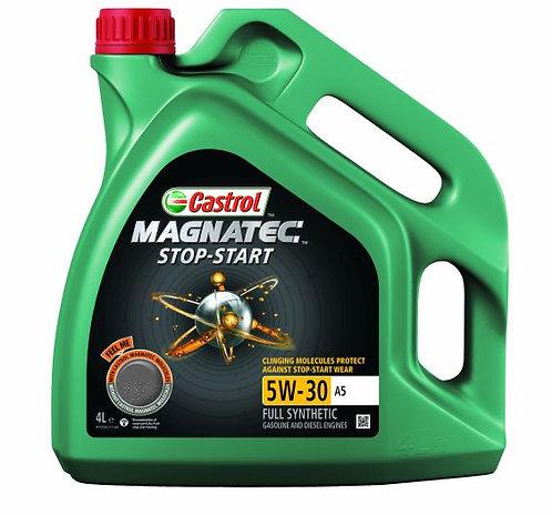 CASTROL MAGNATEC 5W30 A5 SS x4L