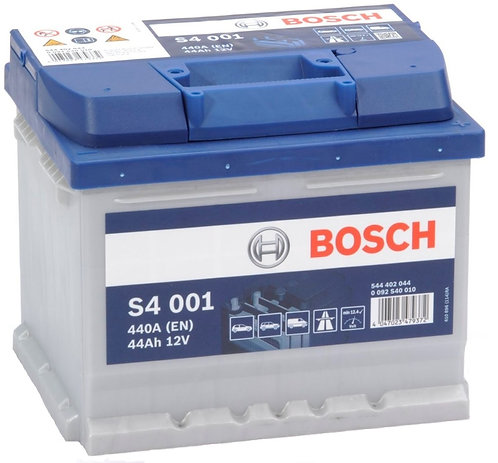 Акумулатор BOSCH S4 001
