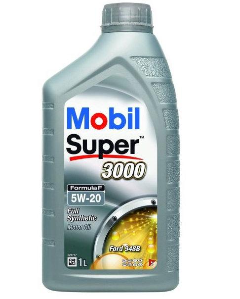 MOBIL M-SUP 3000 F-F 5W20 x1L