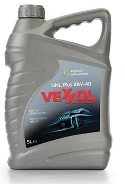 Vexxol 10W40 UNL Plus 5L