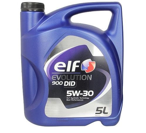 ELF EVOLUTION 900 DID 5W30 x5L