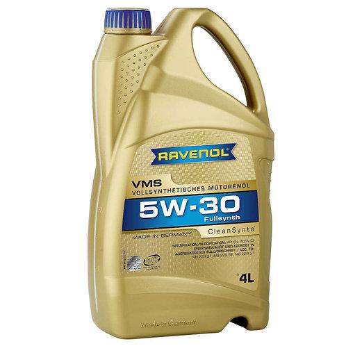 RAVENOL VMS 5W30 x4L