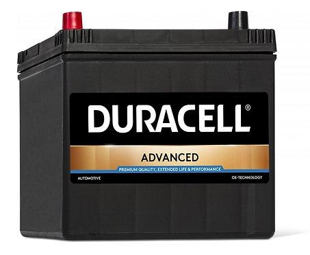 Акумулатор DURACELL ADVANCED DA 60L