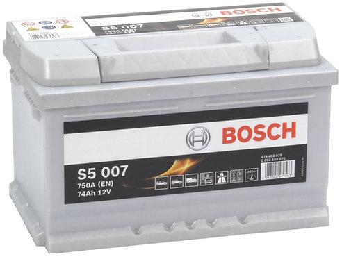 Акумулатор BOSCH S5 007