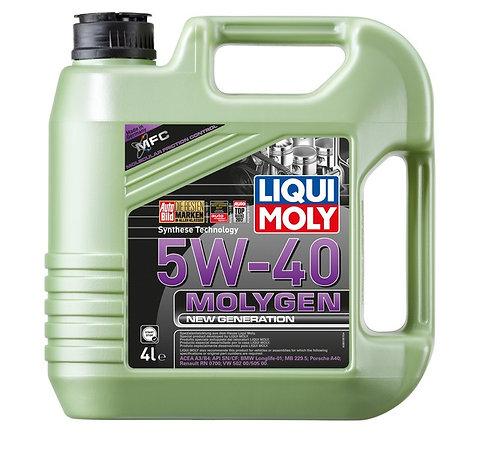 LIQUI MOLY MOLYGEN 5W40 x4L
