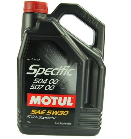 MOTUL SPECIFIC 504/507 5W30 x5L