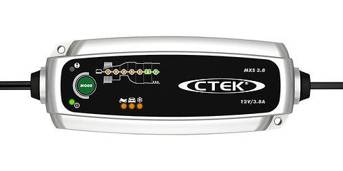 CTEK MXS 3.8 Зарядно устройство, акумулатор