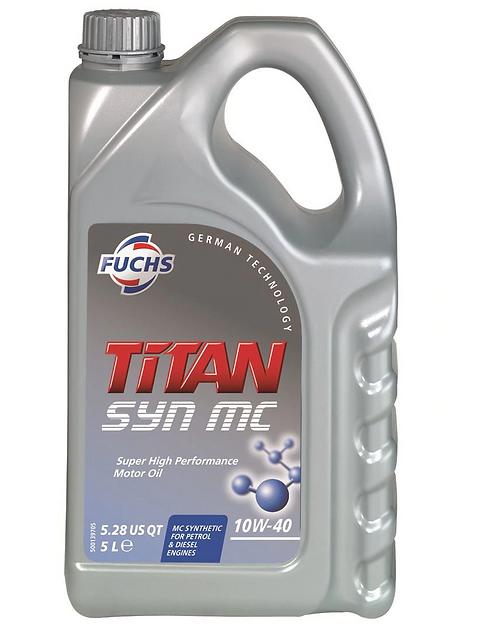 FUCHS TITAN SYN MC 10W40 x1L
