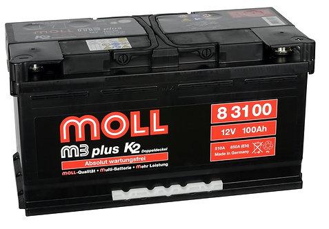 Акумулатор MOLL M3 Plus K2 83100