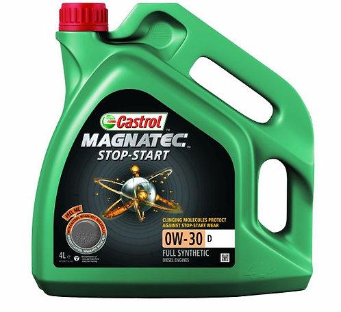 CASTROL MAGNATEC 0W30 D SS x4L