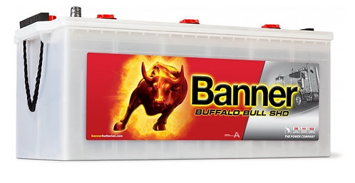 Акумулатор BANNER BUFFALO Bull SHD 725 11