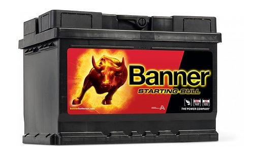 Акумулатор BANNER STARTING Bull 560 09