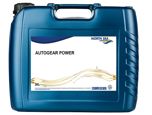 NORTH SEA AUTOGEAR POWER EP 80W90 x20L