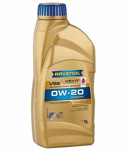 RAVENOL VSE 0W20 x1L