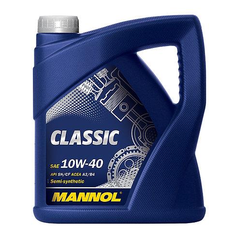 MANNOL CLASSIC 10W40 x4L